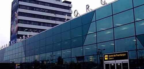 Аэропорт Лимы