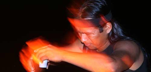 Церемония Айяуасак в Гуалакисе