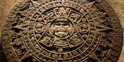 Ацтекский камень солнц