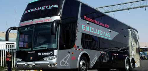 Автобус из Манкоры в Лиму