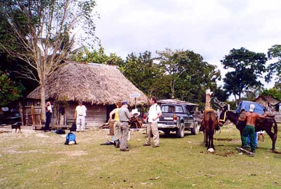 Деревня Кармелита