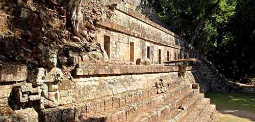 Эль Мирадор Гватемала