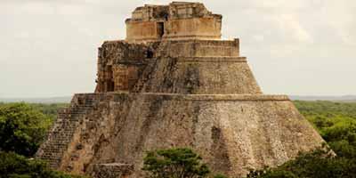Ушмаль большая пирамида