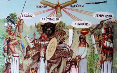 Космогония шуар