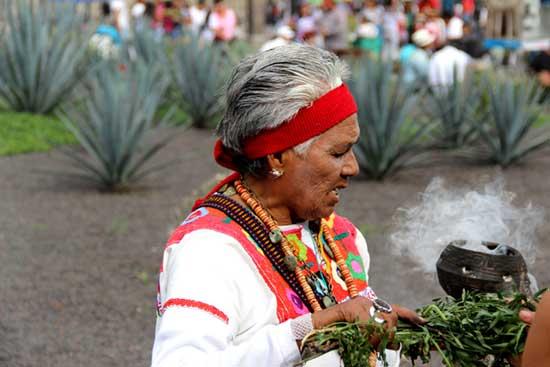 Мехико-сити Сокало шаманка