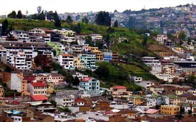 Кито город