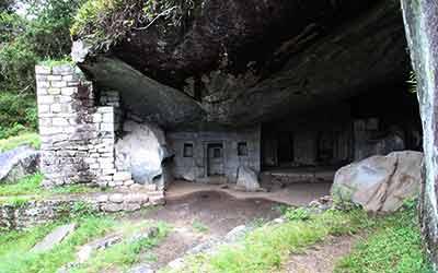 Храм Луны в Мачу-Пикчу