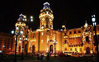 Кафедральный собор в Лиме