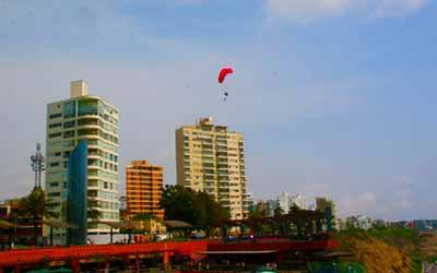 Лима out парашют