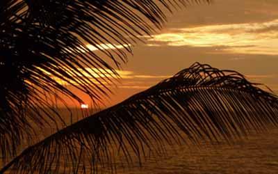 Манкора закат