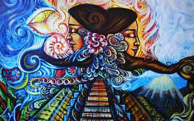 Фестиваль в Мексике
