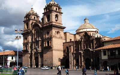 Куско католический храм