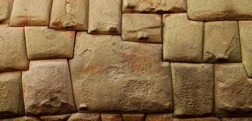 Куско камень с тринадцатью углами