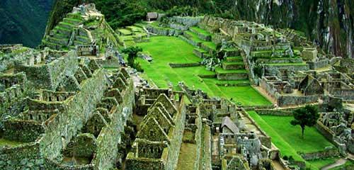 Мачу Пикчу один из последних городов инков
