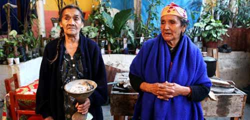 Уаутла шаманы масатеки