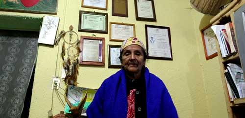 Уаутла шаманка донья Хулиа