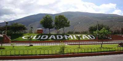 Город Митад дель Мундо