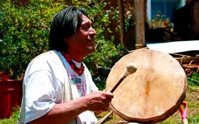 Шаманские церемонии в Перу