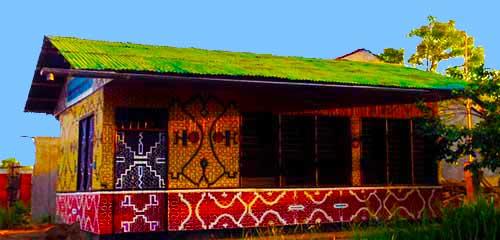 Домик в Пукальпе
