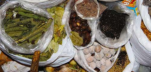 Шаманский рынок в Пукальпе