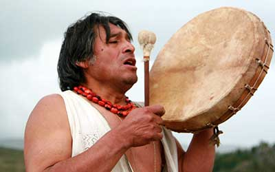 Песня шамана. Куш
