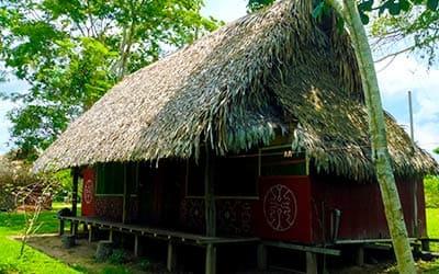 Центр шаманский в Пукальпе