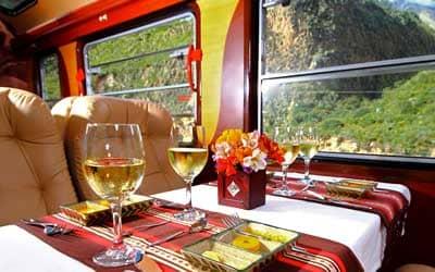 Inka Rail вагон