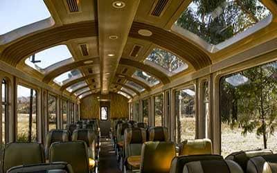 Вагон поезда Vistadome